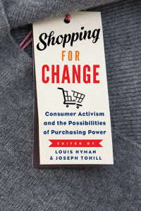 Shopping for Change book cover