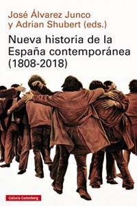 Nueva historia de la España contemporánea (1808-2018) book cover