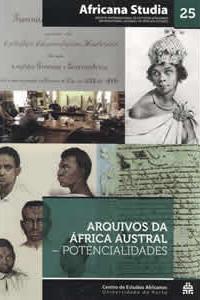 Arquivos Da Africa Austral Potencialidades book cover