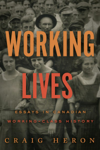 working lives book cover