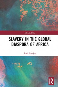 slavery in the global disaspora of africa book cover