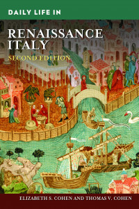 daily life in renaissance italy book cover