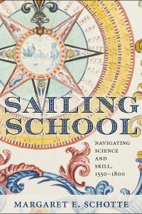 sailing school book cover