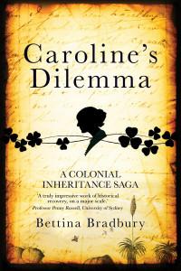 caroline's dilemma book cover
