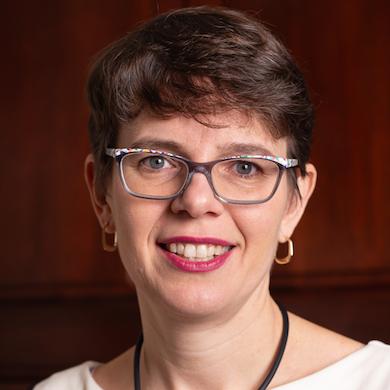 History professor Margaret Schotte
