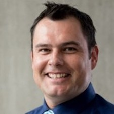 History alumnus Jesse Thistle