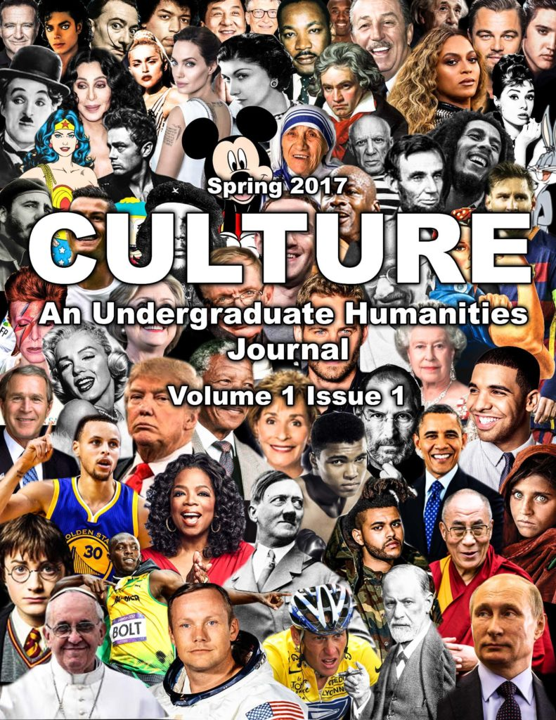 cover of culture magazine