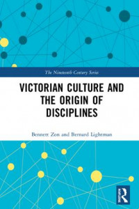 Victorian Culture and the Origin of Disciplines book cover