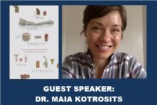 """Guest Lecture: Maia Kotrosits on """"The Lives of Objects"""""""