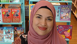Uzma Jalaluddin talks about the first Muslim romance published in Canada