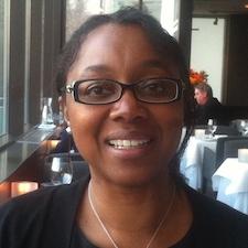 CCY professor Richardine Woodall
