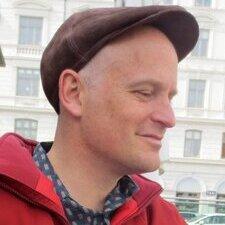 faculty member Eric Bronson