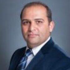 IEP alumnus Yaser Feizi