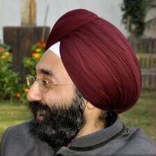 IEP alumnus Jasvinder Singh