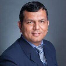 IEP alumnus Arun Pathak