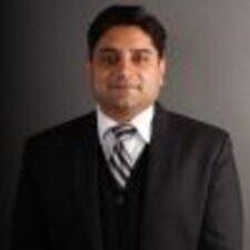 IEP alumnus Kamal Ahmed