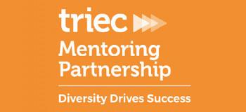 triec mentoring partnership diversity drives success logo