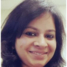 IEP alumna Divya Khare