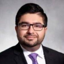 IEP alumnus Wasif Noorani