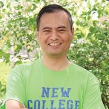 Information Technology alumnus Ming Kan Leung