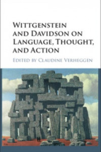 wittgenstein and davidson on language, thought and action book cover