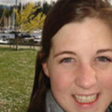 cognitive science alumna Caitlyn McColeman