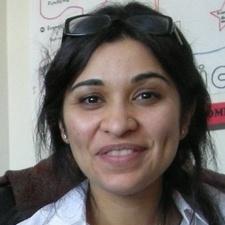 philosophy alumna Diana Katgara