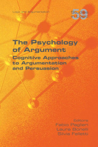 the psychology of argument book cover