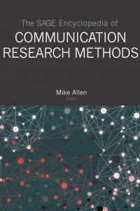 the sage encyclopedia of communication research methods book cover