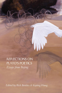 reflections on plato's poetics book cover