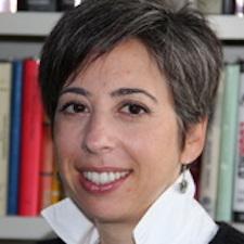 Glendon faculty member Ellen Gutterman