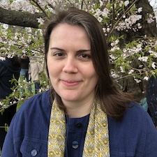 Contract faculty member Emily Merson