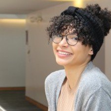 Political Science alumna Tanika McLeod