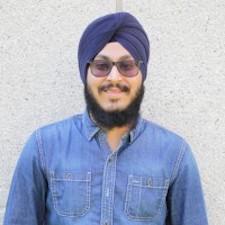 Alumnus Ekampreet Singh