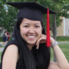 Alumna Jenny Lam