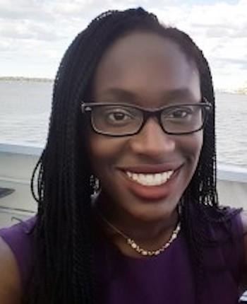 DEM student Kendra Jaffray