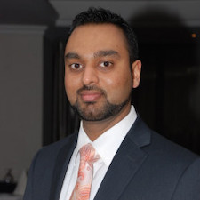 Commerce alumnus Ather Ahmed