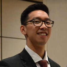 Commerce alumnus Darren Thai