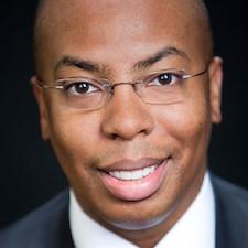 Commerce alumnus Marlon Reid