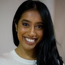 Commerce alumna Mathoraa Selvanathan