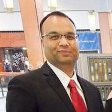 Administrative Studies alumnus Milon Talsania