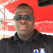 Disaster & Emergency Management alumnus Roland Daley
