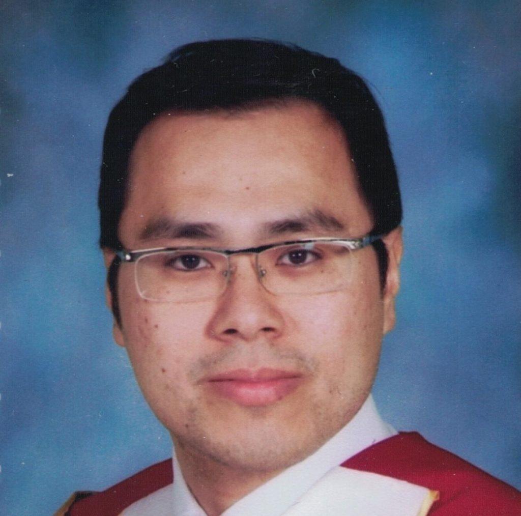 Profile photo of professor Steven Liang