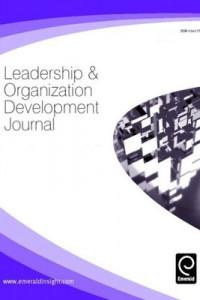 Leadership & Organization Development Journal cover