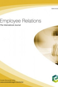 Employee Relations cover