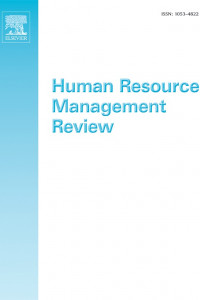 HR management review cover