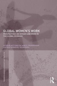 Global Women's Work book cover