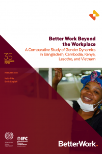 Better work beyond the workplace cover page