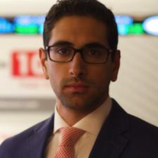 HRM alumnus Akiva Stern profile photo