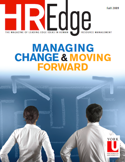HR Edge Magazine Issue 2 cover page